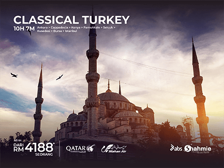CLASSICAL TURKEY 2019