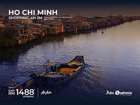 HO CHI MINH 2019