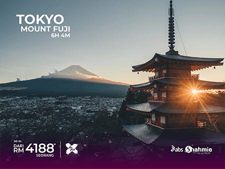 TOKYO MT FUJI 2019