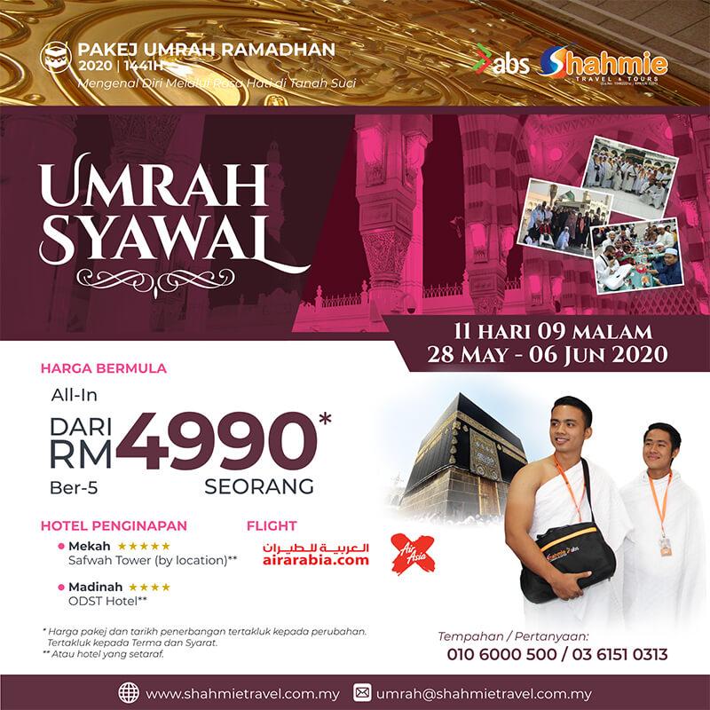 UMRAH-SYAWAL-2020-ShahmieTravel